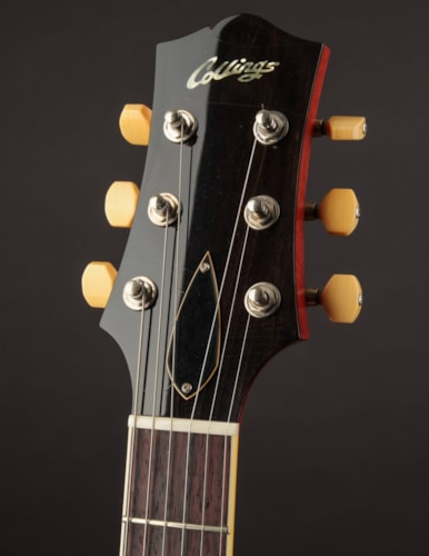 Collings I-35 LC Aged Faded Cherry w/Lollars (USED, 2019)