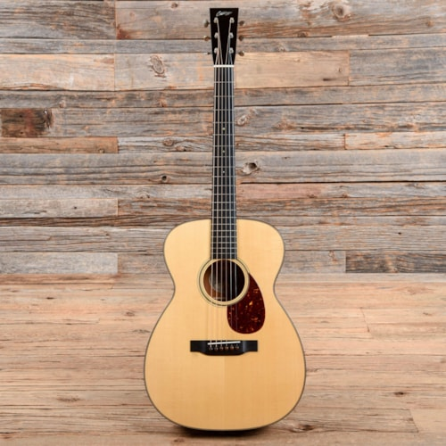Collings 001 14-Fret T S Traditional Satin Natural 2019