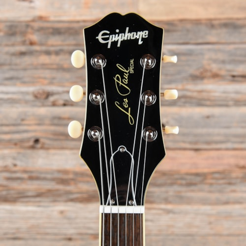 Epiphone Les Paul Special TV Yellow 2019