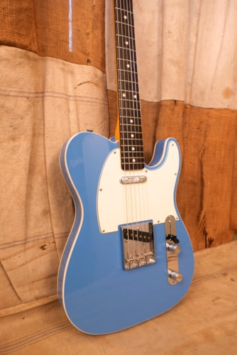 2019 Fender '62 Reissue Custom Telecaster (1962 reissue) Blue