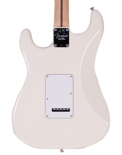 2019 Fender  American Professional Stratocaster Olympic White
