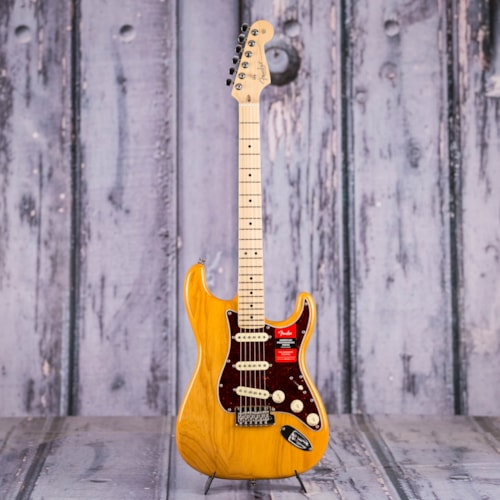 Fender 2019 Limited Edition American Professional Stratocaster, Aged Natural *Demo Model*