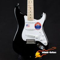 2019 Fender Stratocaster Eric Clapton Blackie Electric Guitar