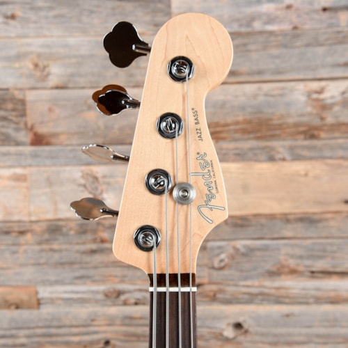 Fender Limited Edition Lightweight Ash American Pro Jazz Bass Sienna Sunburst 2019