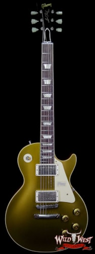 2019 Gibson Custom Shop Historic 1957 Les Paul Goldtop '57  Reissue VOS Natural Back 8.75 LBS Goldtop