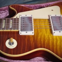 2019 Gibson Les Paul 60th Anniversary 1959 Reissue Flamed
