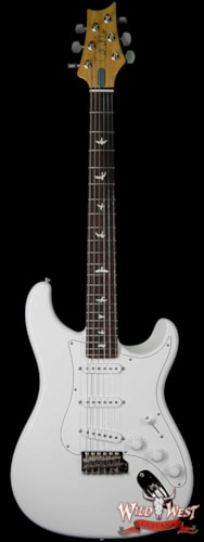 2019 Paul Reed Smith - PRS PRS John Mayer Signature Model Silver Sky Maple Neck Rosewood Fingerboard Frost White Frost