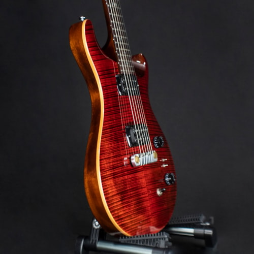 2019 Paul Reed Smith PRS SE Paul's Guitar Fire Red