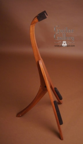 2019 Solid Ground Stands Standard  Sapele Solid Wood Guitar Stand