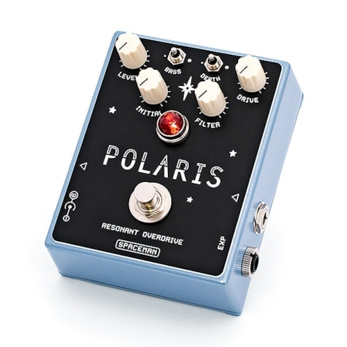 """Spaceman Polaris 2019 Light Blue edition (Limited edition, only 99 units made) """"Authorized Dealer"""""""