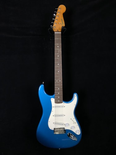 2019 Squier Classic Vibe 60's Strat Lake Placid Blue