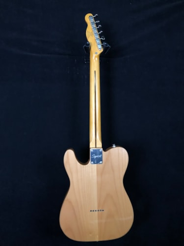 2019 Squier Classic Vibe Thinline Deluxe Natural