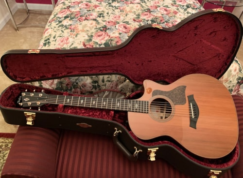 2019 Taylor 714ce LTD V-Class  Sinker Redwood