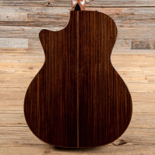 Taylor Taylor 914ce Grand Auditorium Sitka Spruce/Indian Rosewood ES2 w/V-Class Bracing Natural 2019