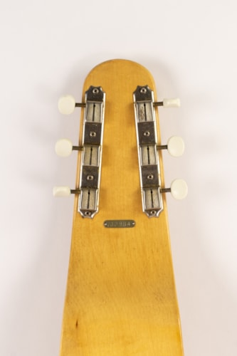 1950 Supro Student Deluxe Lap Steel Natural