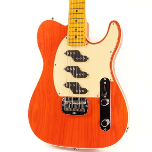 G&L USA ASAT Z3 Transparent Orange