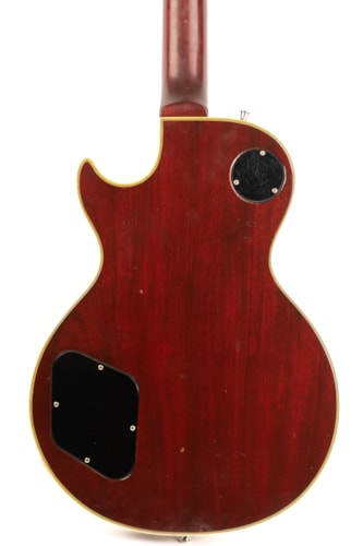 1975 Gibson Les Paul Custom Wine Red