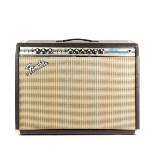 1972 Fender Vibrolux Reverb 2x10 Combo Amp