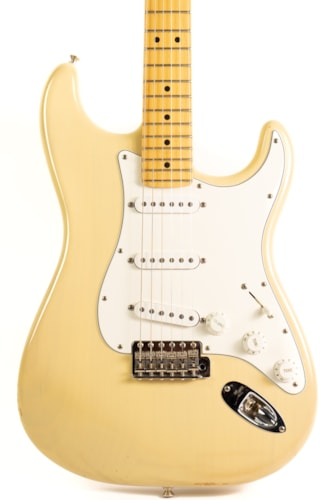 2002 Fender Highway One Stratocaster Blonde