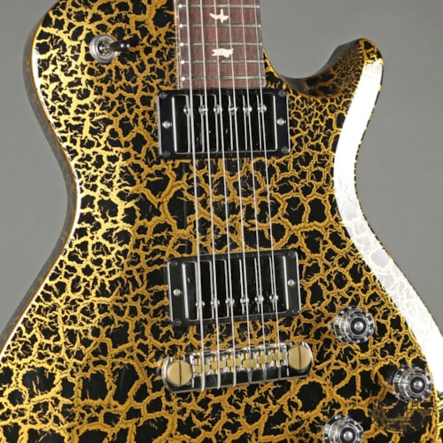 2019 Paul Reed Smith Limited Edition S2 Singlecut Gold Crackle