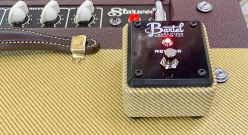 Bartel Amps Starwood 28W 2020 Tweed/Brown New Push/Pull Bright Switch Feature (Authorized Dealer)