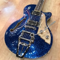 2020 Duesenburg Starplayer TV Semi-Hollow Electric Guitar