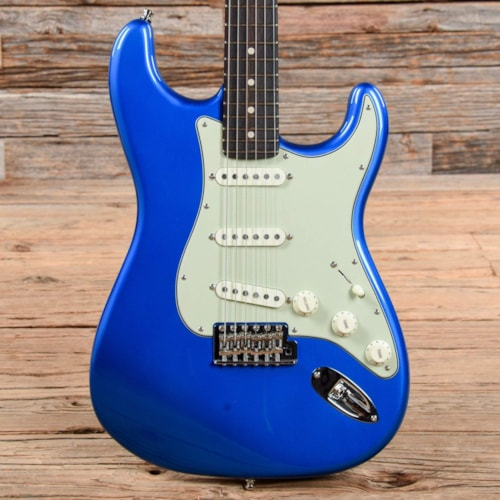 Fender Custom Shop GT11 Stratocaster Sapphire Blue Metallic 2020
