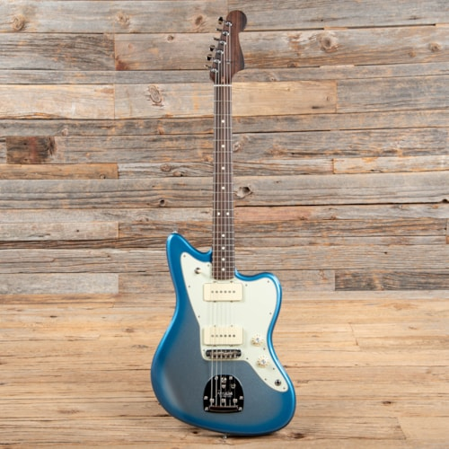 Fender Limited Edition American Professional Jazzmaster w/Rosewood Neck Sky Blue Metallic 2020