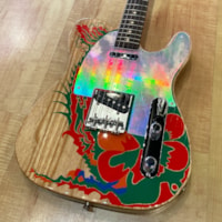 2020 Fender Jimmy Page Telecaster