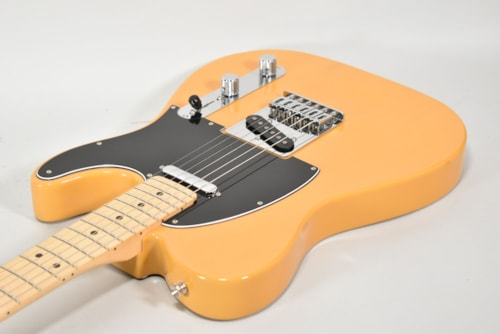 2020 Fender Player Series Telecaster Butterscotch