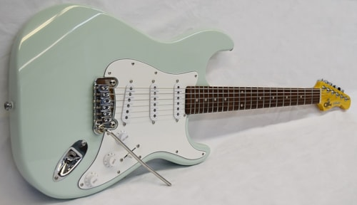 2020 G&L  Tribute Legacy Surf Green