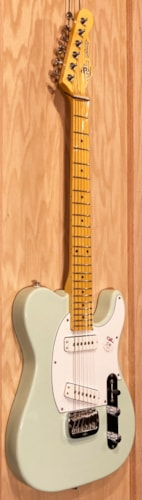 2020 G&L Tribute Series ASAT Special Surf Green