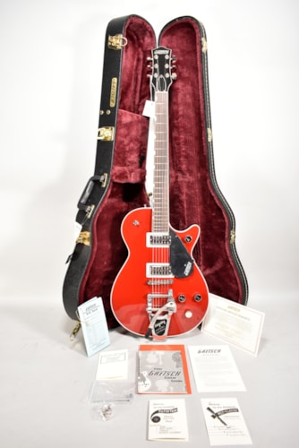 2020 Gretsch G6131T Player's Edition JET FT With Bigsby Electric Guitar w/OHSC