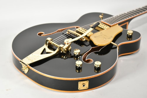 2020 Gretsch G6136T-BLK Players Edition Black Falcon