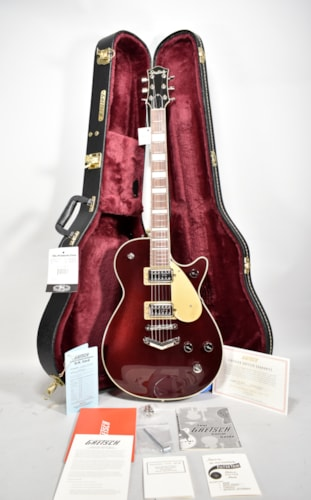 2020 Gretsch G6228 Player's Edition JET BT V-Stop Tail Electric Guitar w/OHSC