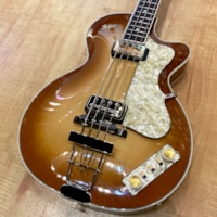 2020 Hofner Club Bass Model H500/2-SB-O