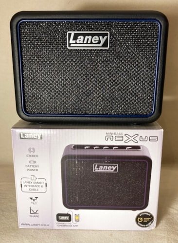 2020 Laney MINI-BASS-NX
