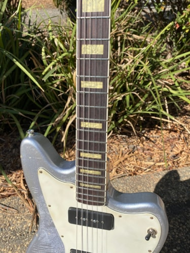 2020 LSL Instruments Placerita Ice Blue Metallic.  Free Continental US Shipping.  Discounted INTL
