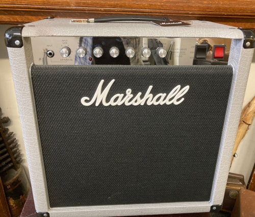 2020 MARSHALL  Silver Jubilee 2525C Combo Silver