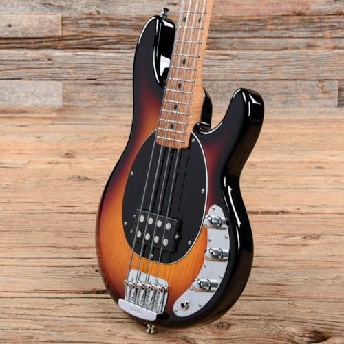 Music Man StingRay Short Scale Bass Vintage Sunburst 2020