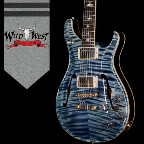 2020 Paul Reed Smith Core McCarty 594 Hollowbody II HB2 Faded Whale Blue
