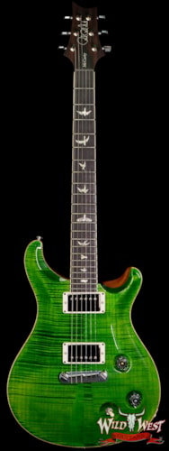 2020 Paul Reed Smith Core McCarty Flame Top Rosewood Board Emerald