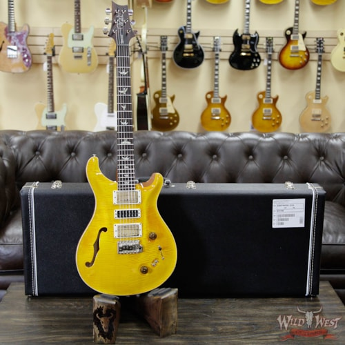 2020 Paul Reed Smith Limited Edition Special 22 Semi-Hollow Santana Yellow