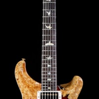 2020 Paul Reed Smith Private Stock #8485 Spalted Custom 24 Brazilian