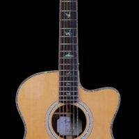 2020 Paul Reed Smith SE A60E Cutaway Electric-Acoustic