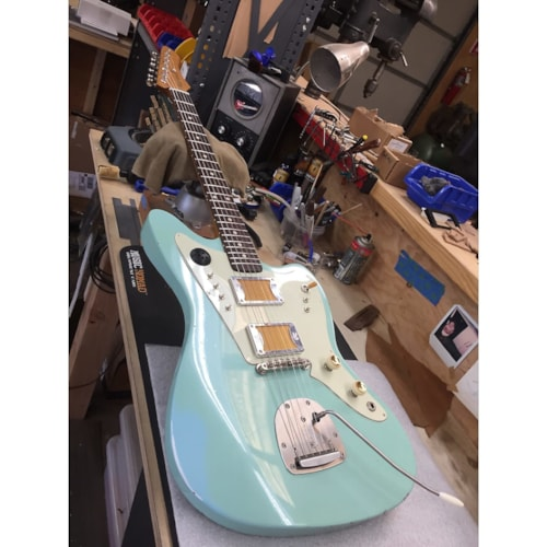 Ronin Coyote 2020/Mint Condition Aged Daphne Blue, 4 Button Tornipulator Circuit (Authorized Dealer)