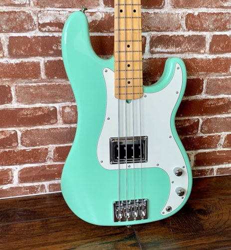 Starr Guitars P-Bass 2020 Surf Green Nitro Lacquer (Mint Condition) Authorized Dealer