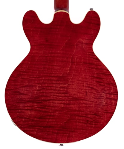 2021 Collings I-35 LC Aged Faded Cherry