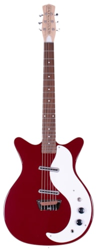 2021 Danelectro Stock '59 Red