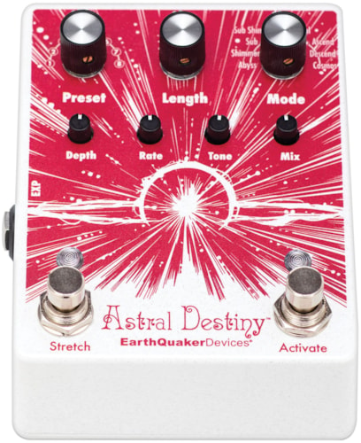 2021 EarthQuaker Devices Astral Destiny